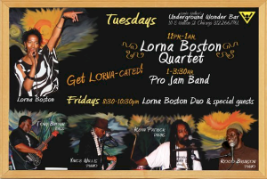 lorna quartet